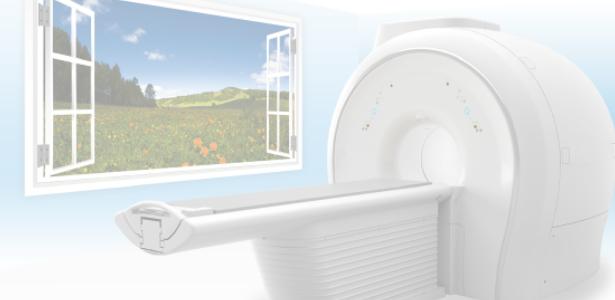 MRI/CT用検査室映像システム「Smart Window」の画像